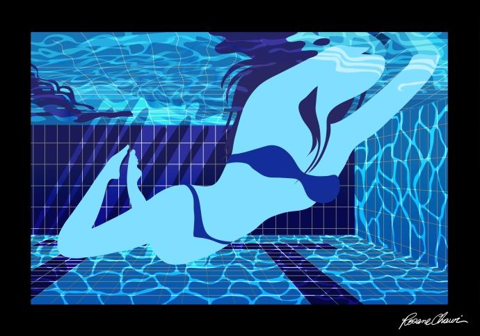 swim rosane chawi mélodie bloo pool